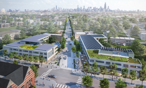 Development Without Gentrification: Garfield Green Housing Plan Aims To Spur Growth, Maintain Affordability On West Side